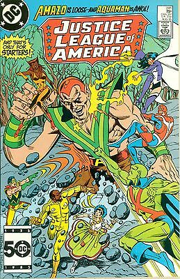 Justice League of America #241. Aug 1985. DC. NM-.