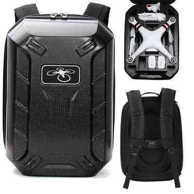 Backpack Carrying Case Bag Hard Shell Case for DJI Phantom 3/4 Standard Advance