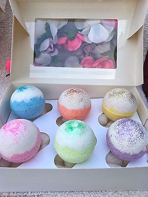 Luxxy Bath Bomb gift sets, Handmade by Luxxy UK High Quality Bath Bombs