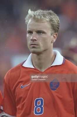 Netherlands,Holland Football  shirt  wold cup 1997/98 Bergkamp,Klievert size M