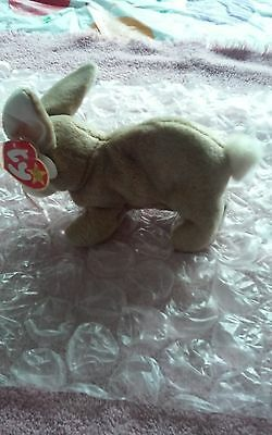 TY Beanie Babies Nibbly Rare 1998 Errors Tags