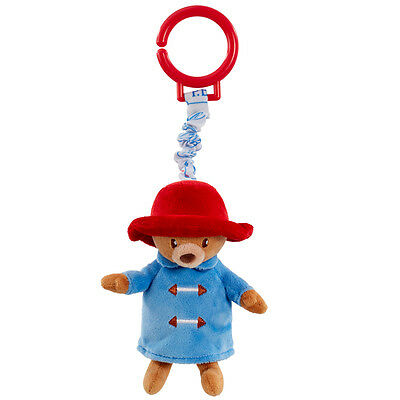 Paddington Baby Jiggle Attachable Soft Plush Toy
