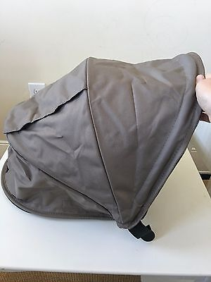 Baby Jogger City Select Replacement Canopy Quartz