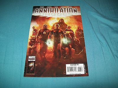 Annihilation Conquest 6 1St Movie Guardians Of The Galaxy Team!