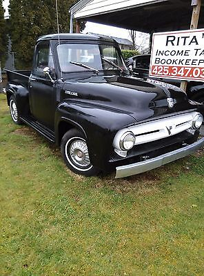 1953 Ford F-100 BASE 1953 FORD F-100 LOW MILES EXCELLENT COND. NO RESERVE!!!