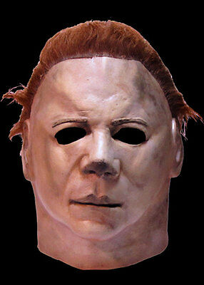 Nwt Michael Myers Halloween 2 Deluxe Mask Trick Or Treat Studios