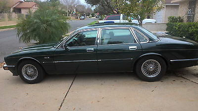 1989 Jaguar XJ6 Sovereign 1989 Jaguar XJ6 Sovereign