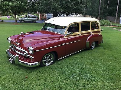 1950 Chevrolet Deluxe Tin Woody 1950 Chevrolet Tin Woody Deluxe Wagon