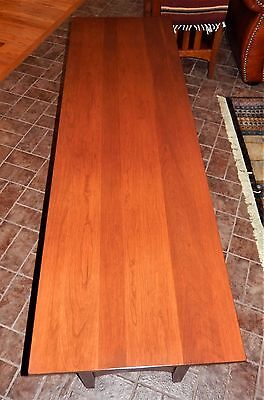 Ethan Allen - Solid Cherry - Sofa, End and Coffee Tables