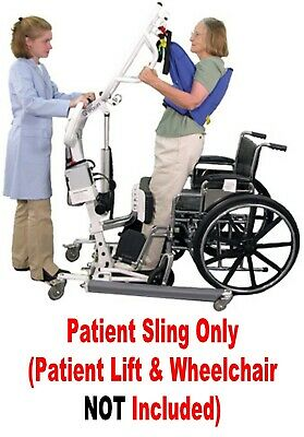 NEW - SIT-TO-STAND / STAND ASSIST Padded Patient Lift Sling (Sling Only)