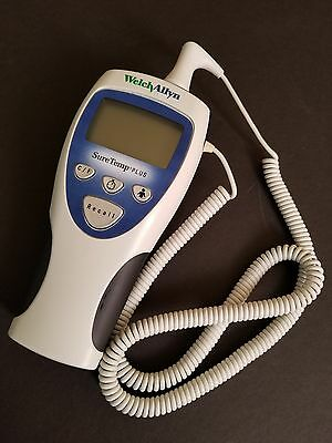WELCH ALLYN 692 / SURE TEMP PLUS THERMOMETER W PROBE 692  with new Proble