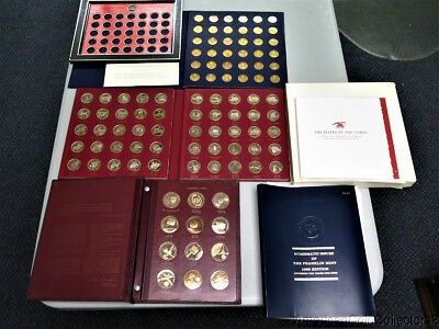 THE FRANKLIN MINT  COMMEMORATIVE ISSUES Presidential State of Union Space |8011