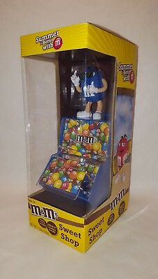 M&M's Collectible Sweet Shop w/Scoop (new in box)