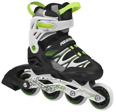 NEW Powerslide Phu Fun Boys II Adjustable Inline Skates