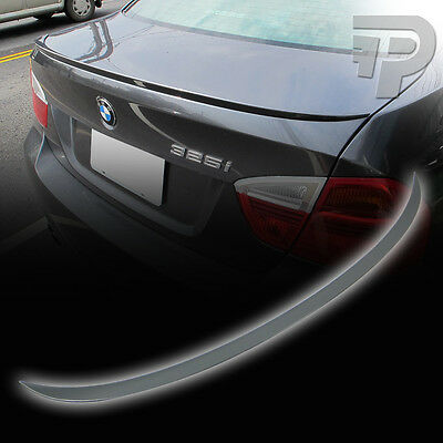 BMW 3-SERIES E90 4DR SALOON M3  REAR WING BOOT TRUNK SPOILER 2011 330i 335i 318i