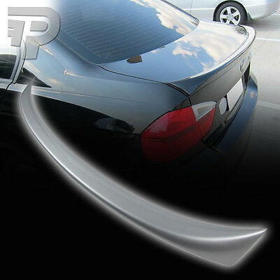 PAINTED BMW 3-SERIES E90 SALOON OE REAR WING BOOT TRUNK SPOILER 335i M3 328i