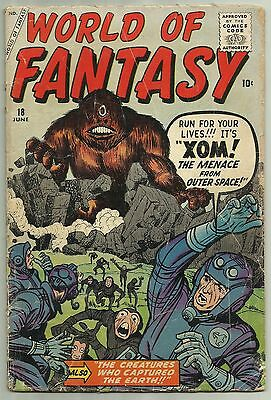World of Fantasy (1956) #18