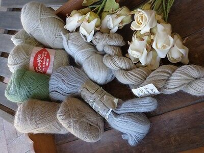 BULK LOT TAPESTRY EMBROIDERY WOOL 214.5 grams
