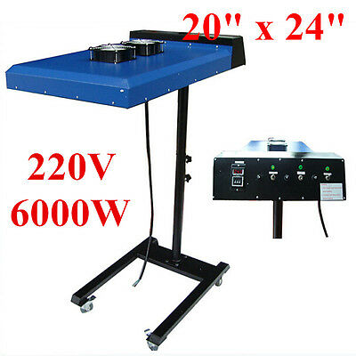 """220V, Ving 20"""" x 24"""" Automatic IR Flash Dryer with Sensor Without plug, 6000W"""