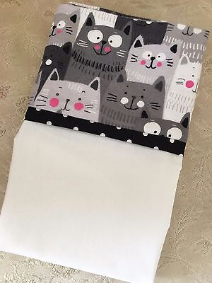 Kitty Cat Pillow Cases