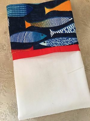 Just Fish Pillow Cases