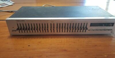 REALISTIC (TANDY) 31-2010 Twelve Band Stereo Graphic Equalizer