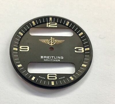 Genuine Breitling Aerospace Navitimer Grey Dial With Sapphire Crystal