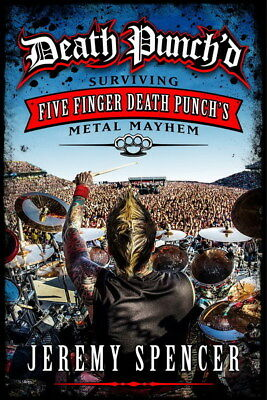 "018 FIVE FINGER DEATH PUNCH - Ivan Moody Metal Rock Band 24""x36"" Poster"