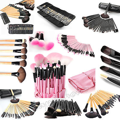 32 Pcs Professional Make Up Brush Set Foundation Brush Kabuki Makeup Brushes