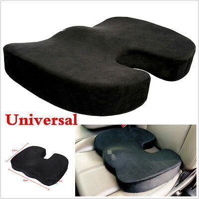 Car Seat Cover Mat Pad Protect Lower Back Spinal Seat Protector Sit Seat Cushion