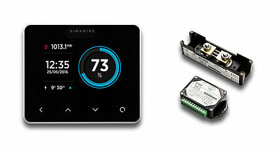 Smart Marine & RV Battery and Tank Monitor COMPLETE PACKAGE with BAROGRAPH