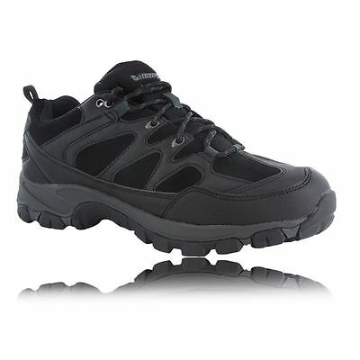 Hi-Tec Altitude Trek Low Men's Hiking Boots Black 10 UK/AU Waterproof