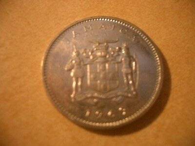 Jamica Coin 1969 10 Cent