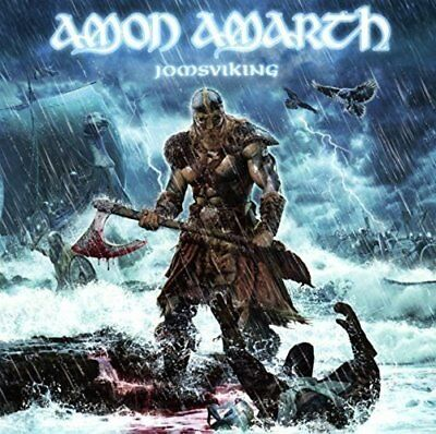 Amon Amarth - Jomsviking [CD]