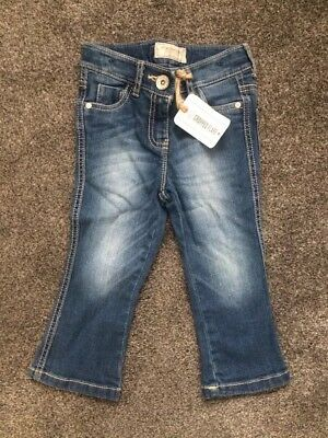 Girls Kids Brand New With Tags Next Jeans Age 4 Years