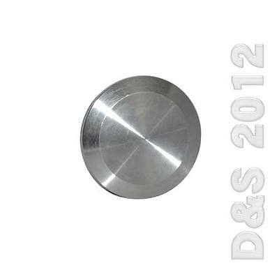 "φ38 1.5'' SUS SS 316 Sanitary End Cap fits 1.5"" Tri Clamp Ferrule Flange 50.5MM"