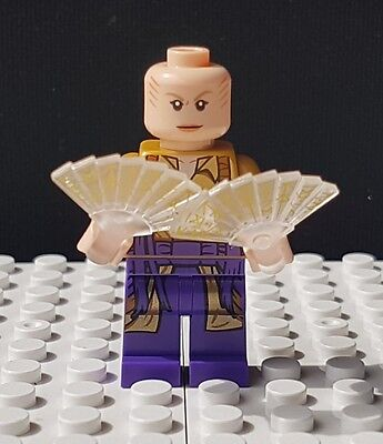 The Ancient One Official Lego Minifigure - Brand New (Split From 76060)