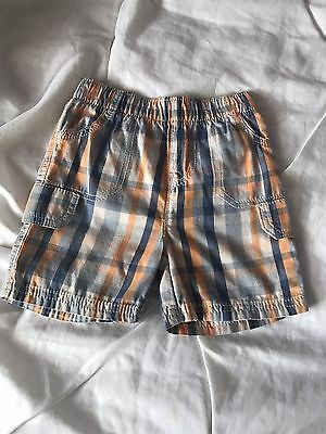 Boys Shorts 12-18 Months