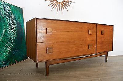 DELIVERY£50 Mid Century Retro Danish Style Compact G Plan Kofod Larsen Sideboard