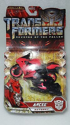 Transformers: Revenge of the Fallen | Arcee | Deluxe | MOSC