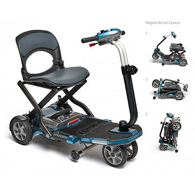 ♿ Scooter Electrico Plegable Ortopedia I-Brio Apex.