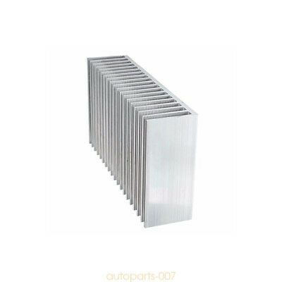Aluminum Heatsink Heat Sink Chip for LED Power Transistor 60*150*25mm as07