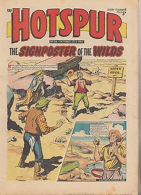 DC THOMSON - THE HOTSPUR COMIC - No.314 - October 23rd 1965