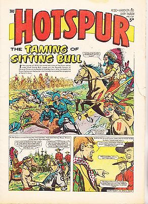 DC THOMSON - THE HOTSPUR COMIC - No.281 - March 6th 1965