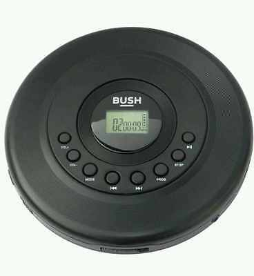 Personal CD Player with Anti-shock mechanism - Bush CD-885 A Grade