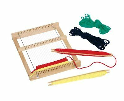 Toys Pure Wooden Weaving Loom