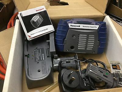 Honeywell Neotronics Impact Pro Portable Multi Gas Detector & Base Station