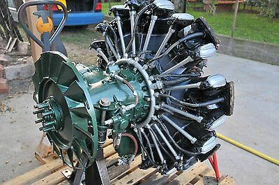 Radial Engine M14-V26