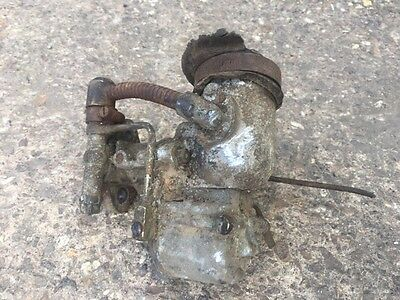 Carburettor for a Massey Harris Combine (from a Deceased Estate)