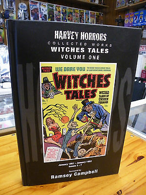 Ps Artbooks, Witches Tales, Hardcover 1St Ed. 2011